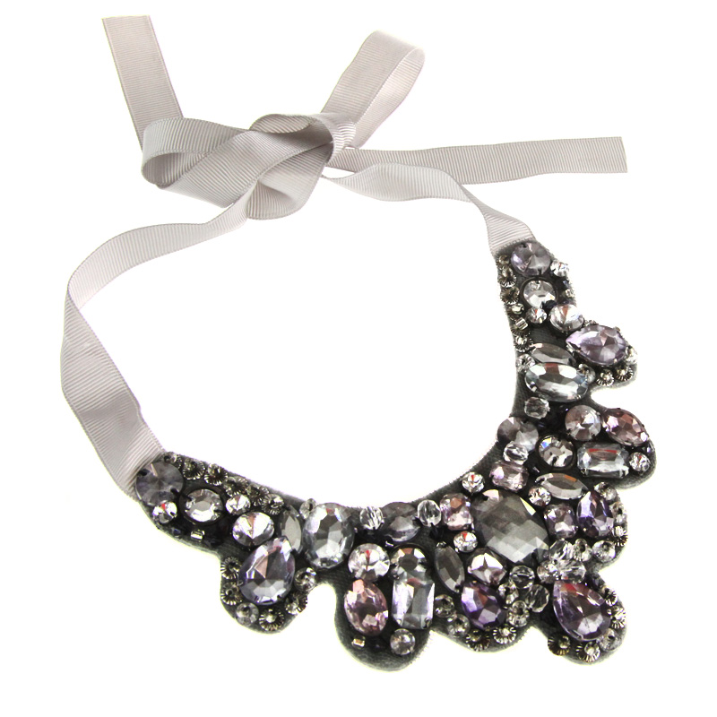 Atida Jewelled Necklace