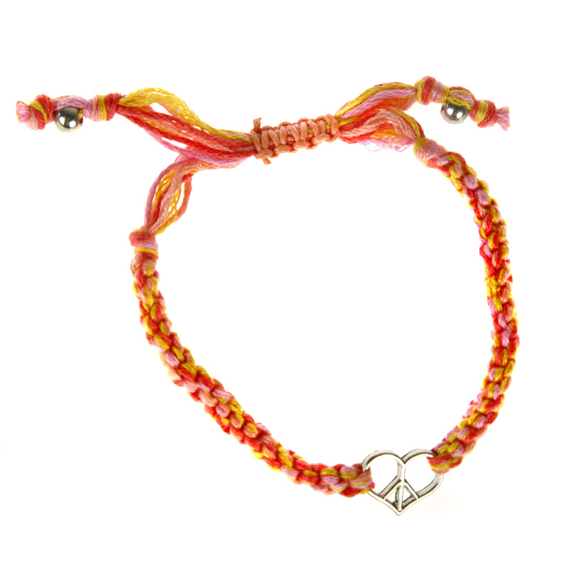 Atida Love Peace Bracelet