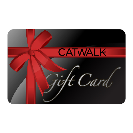 Catwalk Gift Card