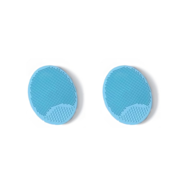 Catwalk Facial Cleansing Mitt Blue x 2