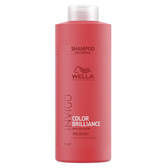 Wella Invigo Color Brilliance Protection Shampoo 1000ml