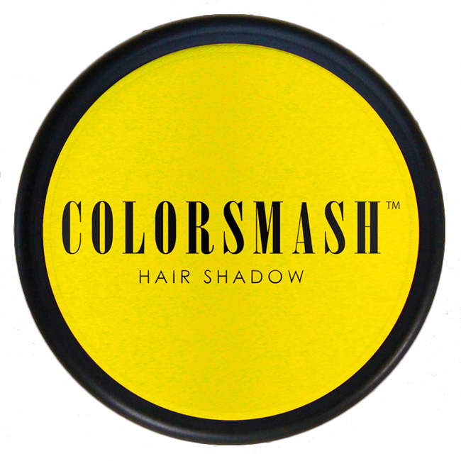 COLORSMASH Hair Shadow Atomic Yellow