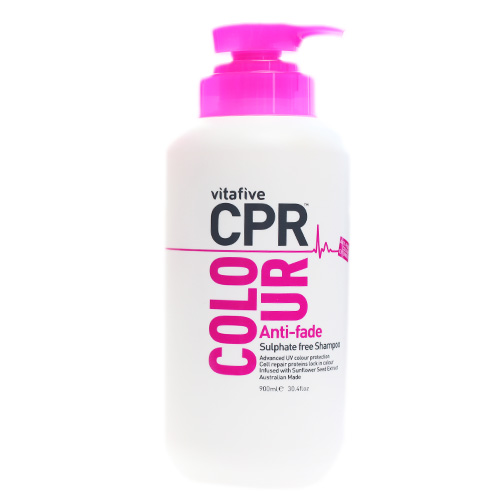 Vitafive CPR Colour Anti Fade Shampoo 900ml