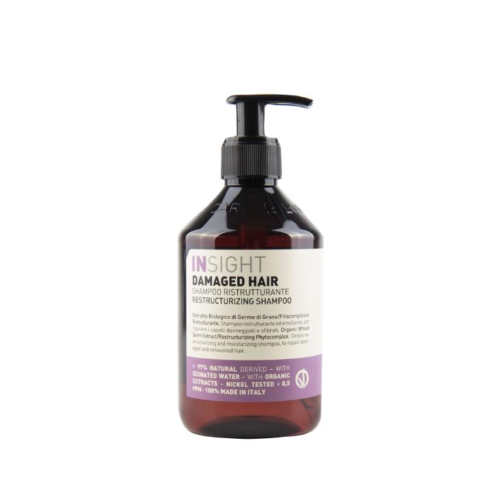 Insight Damaged Hair Restructurizing Shampoo 500ml