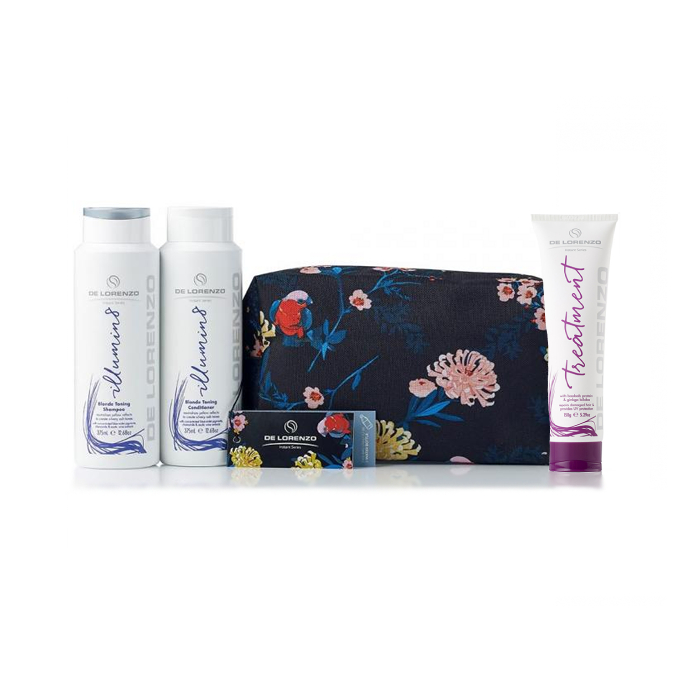 De Lorenzo Instant Illumin8 + Treatment Trio Pack