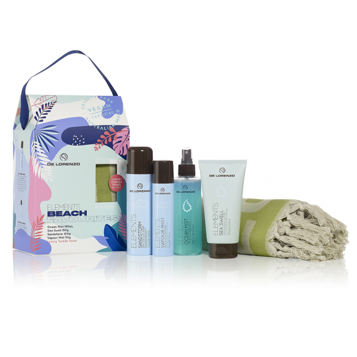 De Lorenzo Elements Beach Favourites Pack