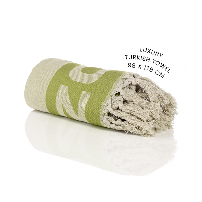 FREE De Lorenzo Luxury Turkish Towel - Catwalk Australia