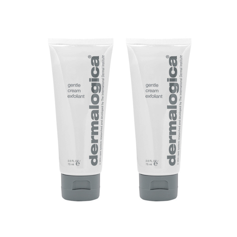 Dermalogica Gentle Cream Exfoliant 75ml Duo