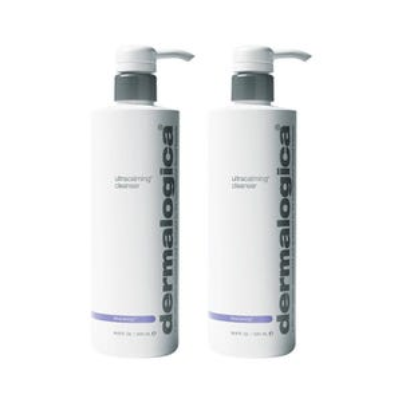 Dermalogica UltraCalming Cleanser 500ml Duo