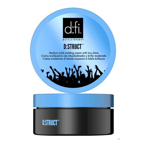 D:Fi D:Struct Medium Hold Molding Cream 75g