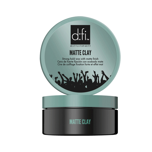 D:Fi Matte Clay 75g