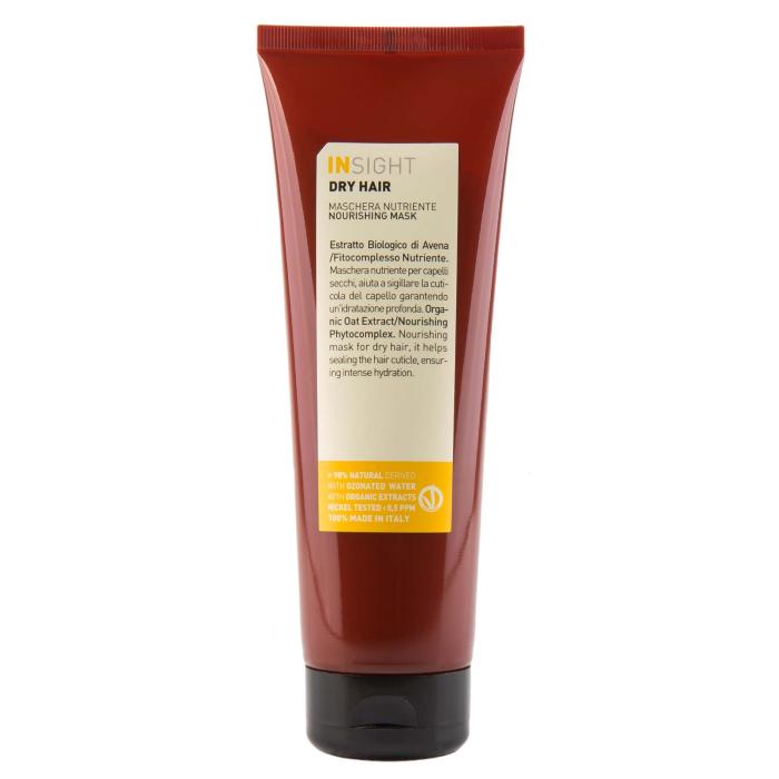 Insight Dry Hair Nourishing Mask 250ml