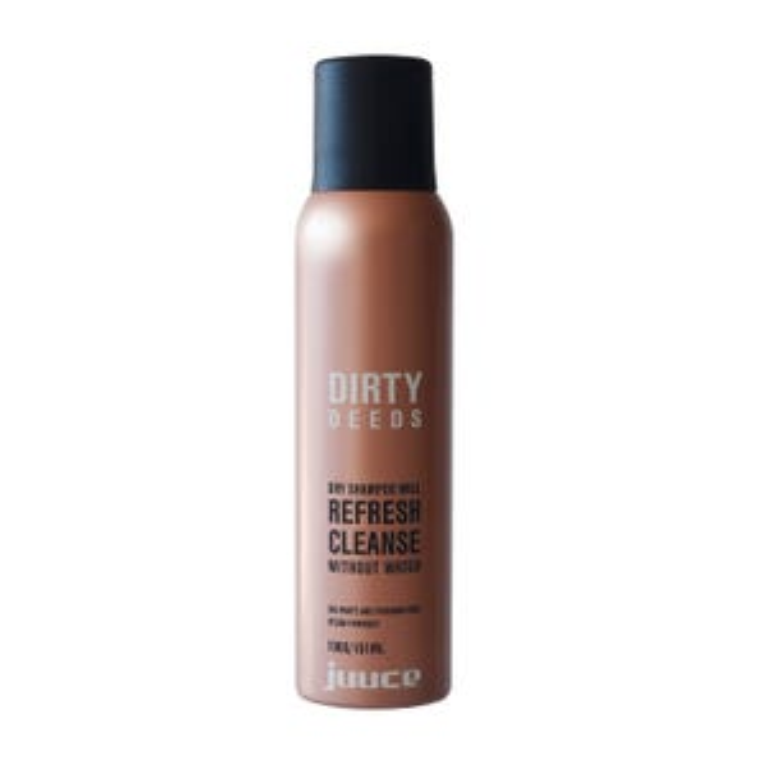 Juuce Dirty Deeds Dry Shampoo 151ml