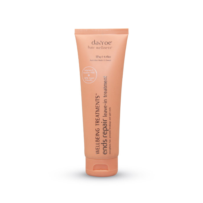 Davroe Wellbeing Treatments Ends Repair 125ml