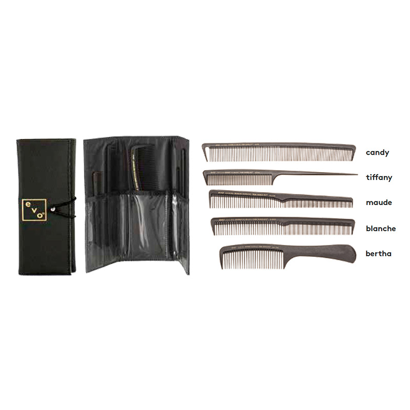 Evo Carbon Comb Collection Set
