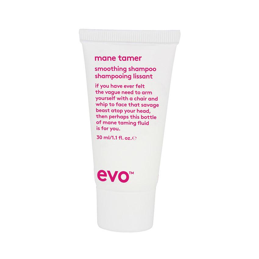Evo Mane Tamer Smoothing Shampoo 30ml