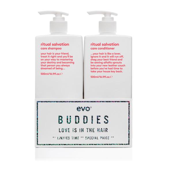 Evo Ritual Salvation Shampoo and Conditioner Duo 500ml