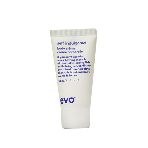Evo Self Indulgence Body Creme 30ml