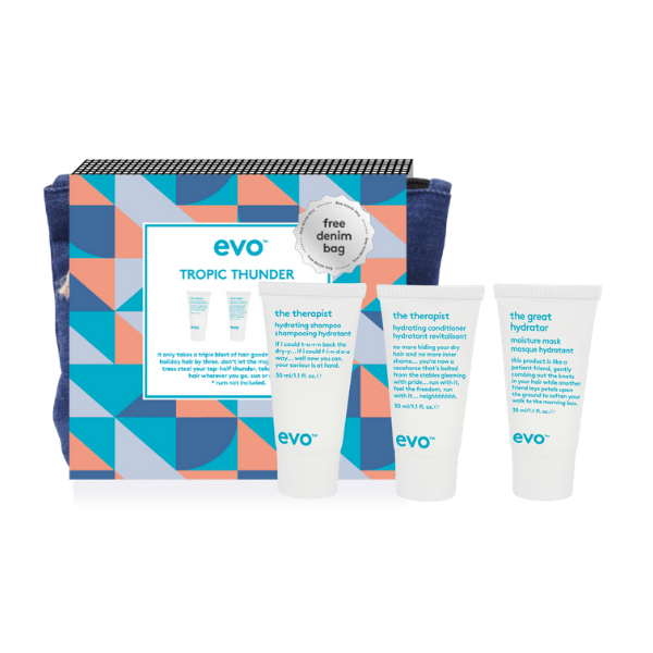 EVO Tropic Thunder - The Therapist Travel Trio