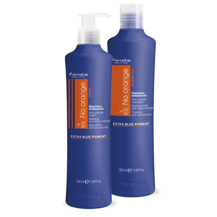 Fanola No Orange Duo Pack 350ml