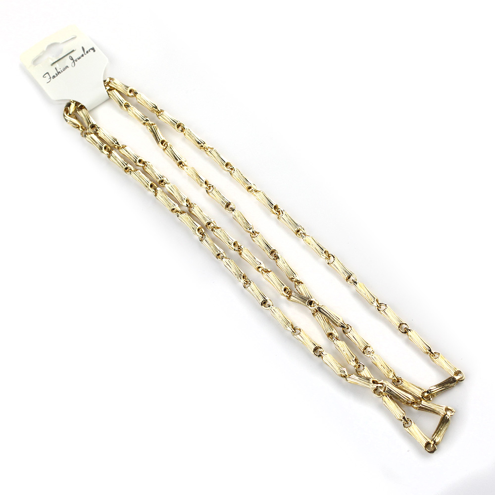 Fashion Jewellery Golden Branches Necklace