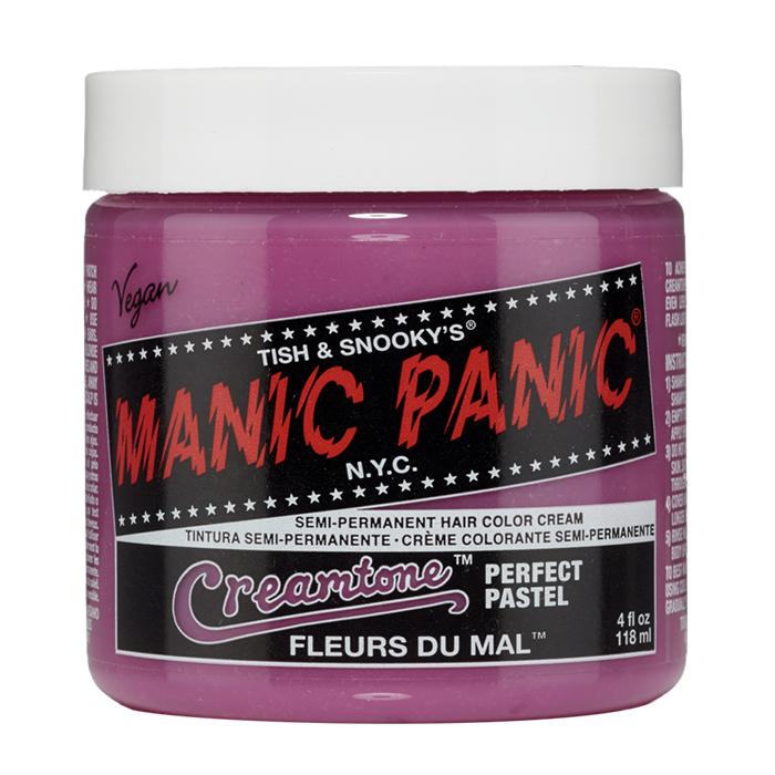 Manic Panic Fleurs Du Mal Creamtone Perfect Pastel 118ml