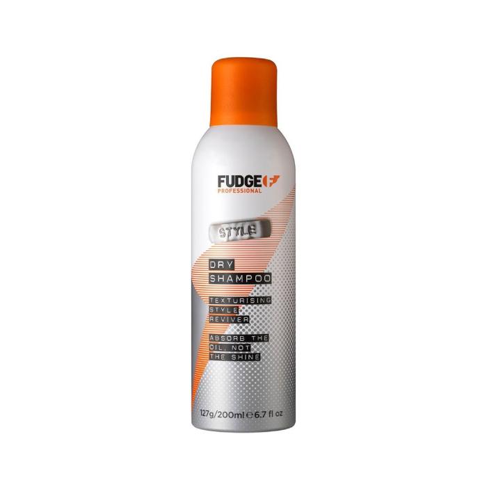 Fudge Professional Texturising Style Reviver Dry Shampoo 200ml