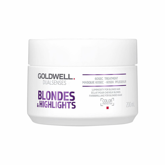 Goldwell Dualsenses Color Blondes and Highlights 60 Second Treatment 200ml