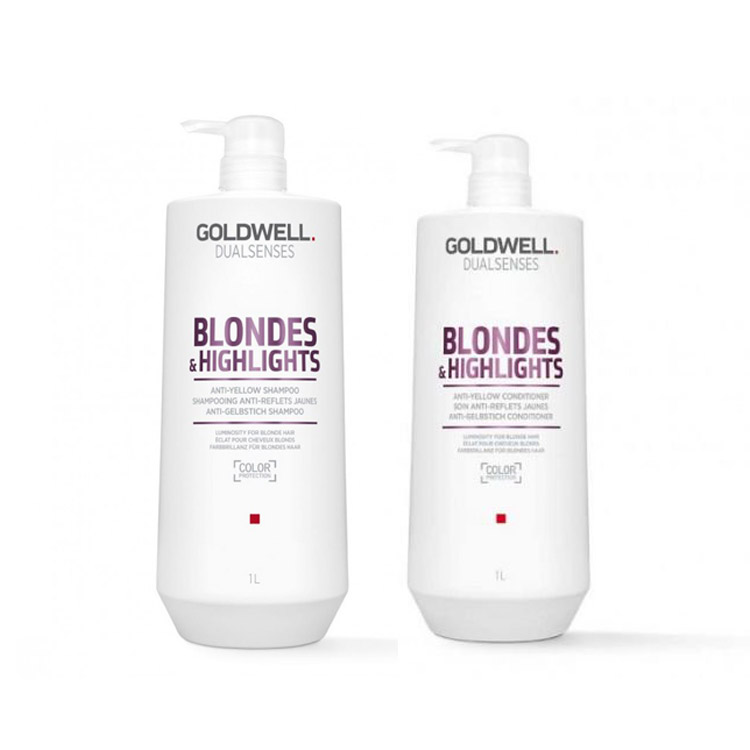 Goldwell Dualsenses Blondes and Highlights 1 Litre Duo