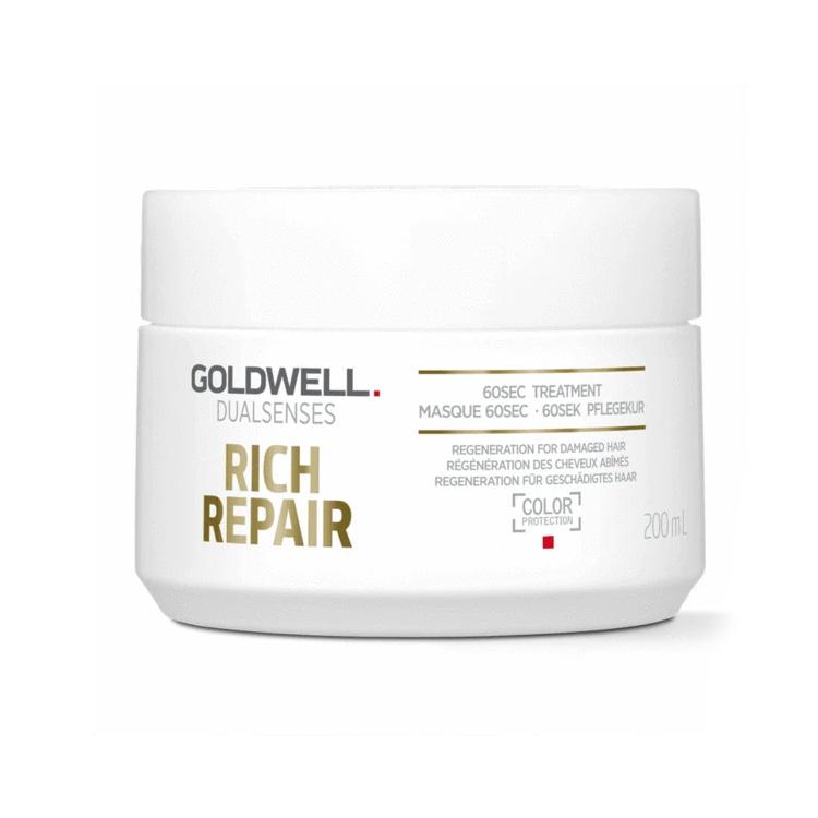 Goldwell Dualsenses Rich Repair 60 second Treatment 200ml