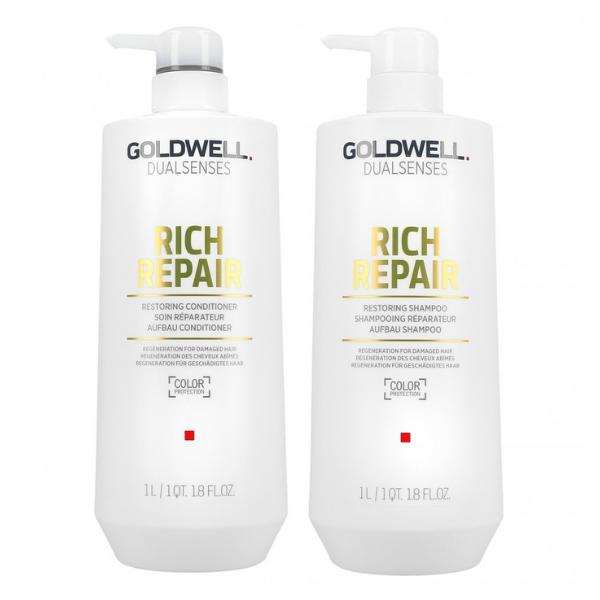 Goldwell Dualsenses Rich Repair 1 Litre Duo