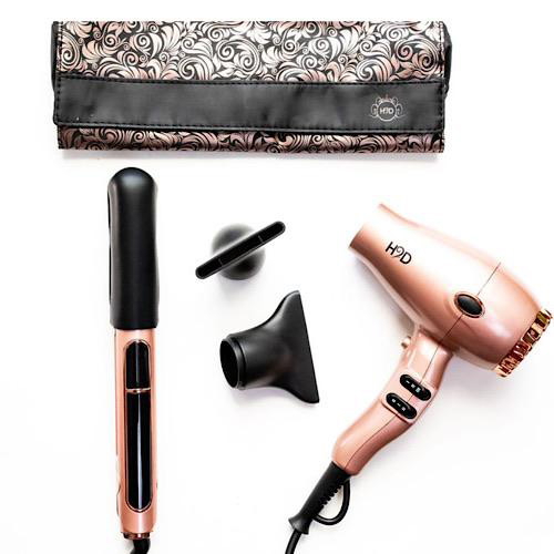 Limited Edition H2D Linear II Rose Gold Large Duo Set