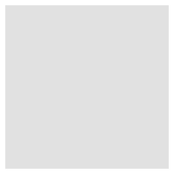 Hair Hoops Brown - 4 Pack x 2