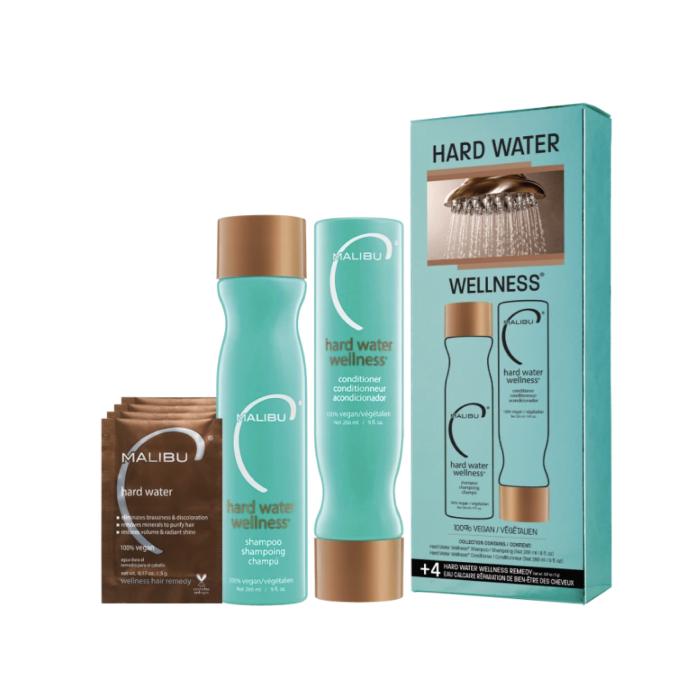 Malibu C Hard Water Wellness Hair Collection