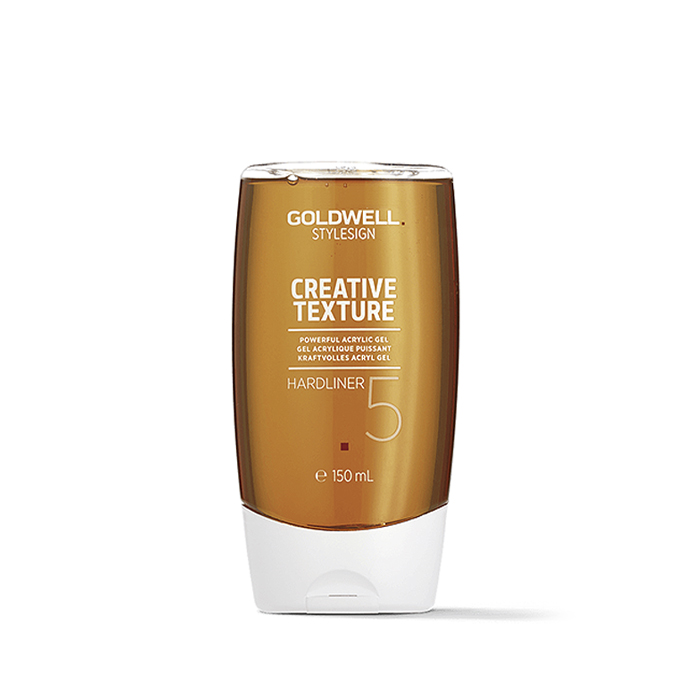 Goldwell Stylesign Creative Texture Hardliner Gel 150ml