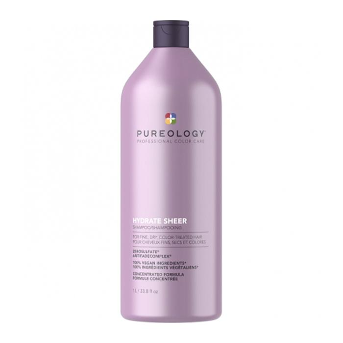 Pureology Hydrate Sheer Shampoo 1 Litre