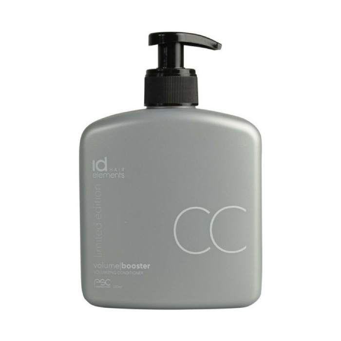 id Hair Elements Silver Volume Booster Conditioner 500ml