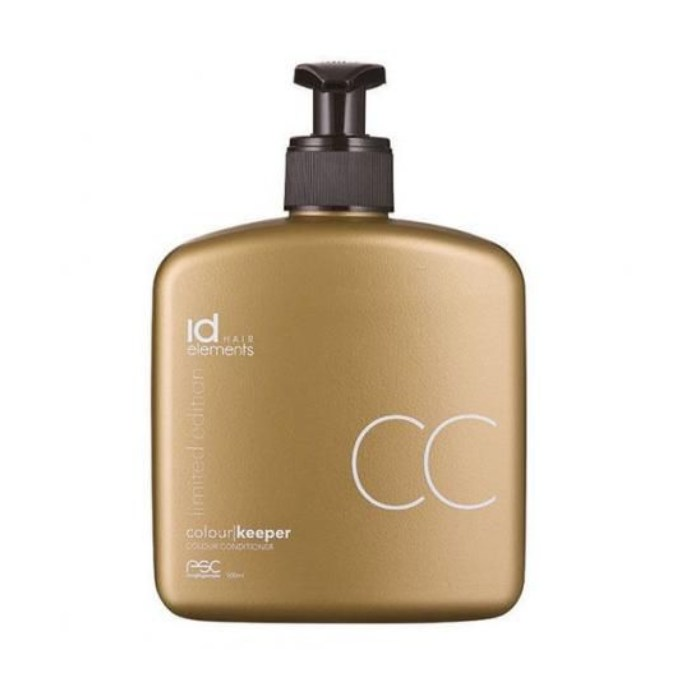 id Hair Elements Gold Colour Keeper Conditioner 500ml