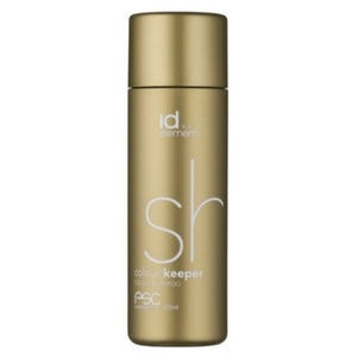 id Hair Elements Gold Colour Keeper Shampoo 60ml