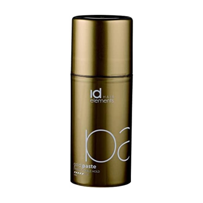 id Hair Elements Gold Paste Strong Flexible Hold 100ml