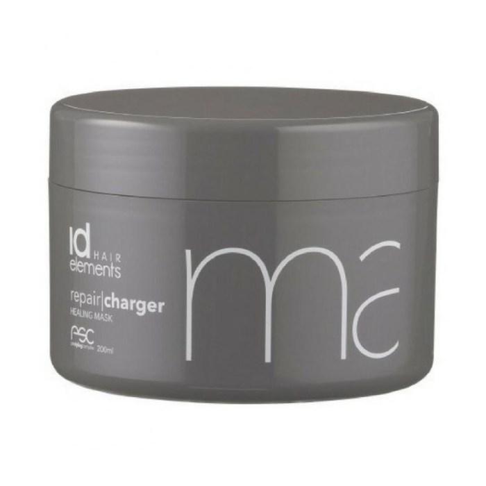 id Hair Elements Titanium Repair Charger Healing Mask 200ml