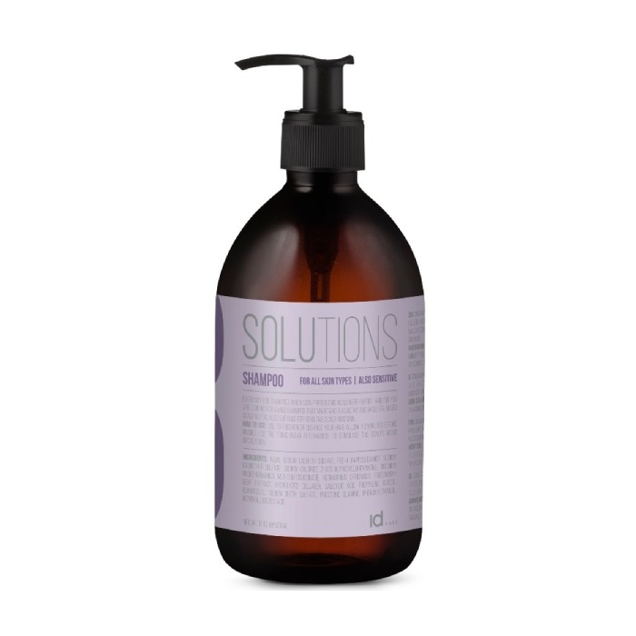 id Hair Solutions Shampoo No.3 500ml