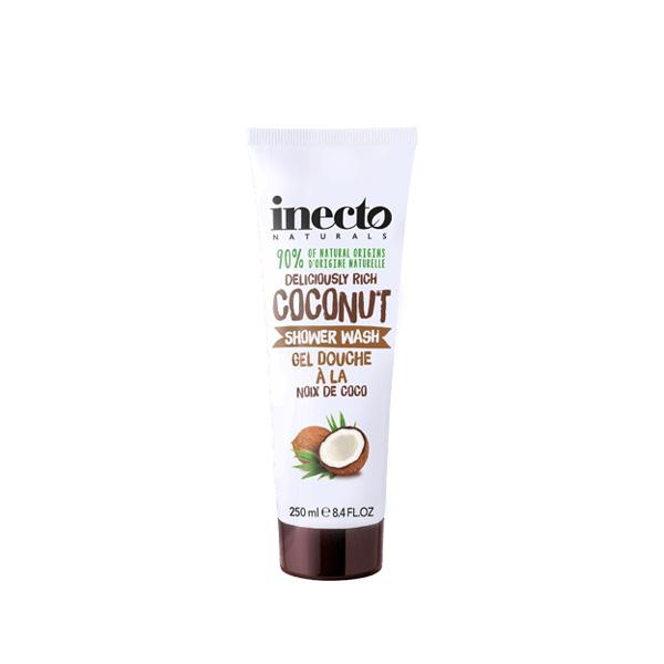Inecto Coconut Shower Wash 250ml