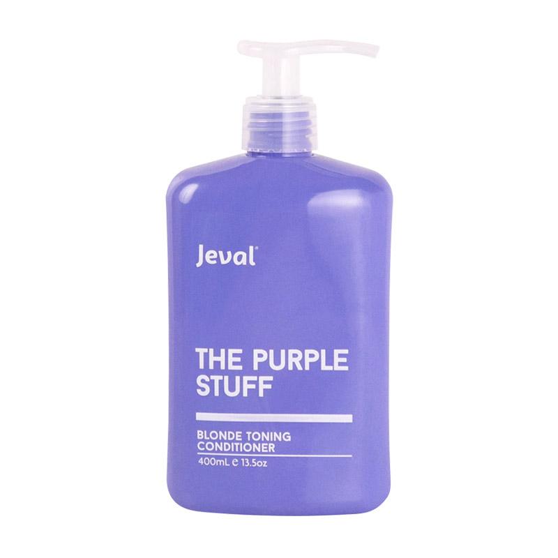 Jeval The Purple Stuff Conditioner 400ml