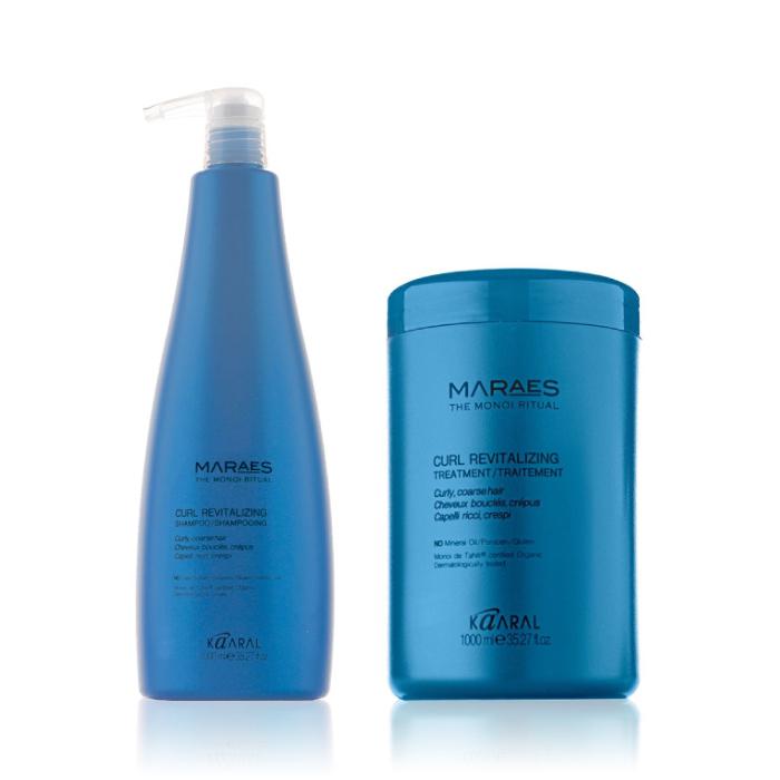 Kaaral Maraes Curl Revitalizing Duo 1 Litre