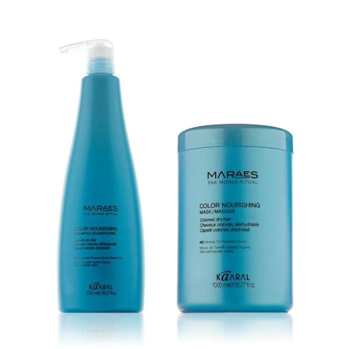 Kaaral Maraes Color Nourishing Duo 1L