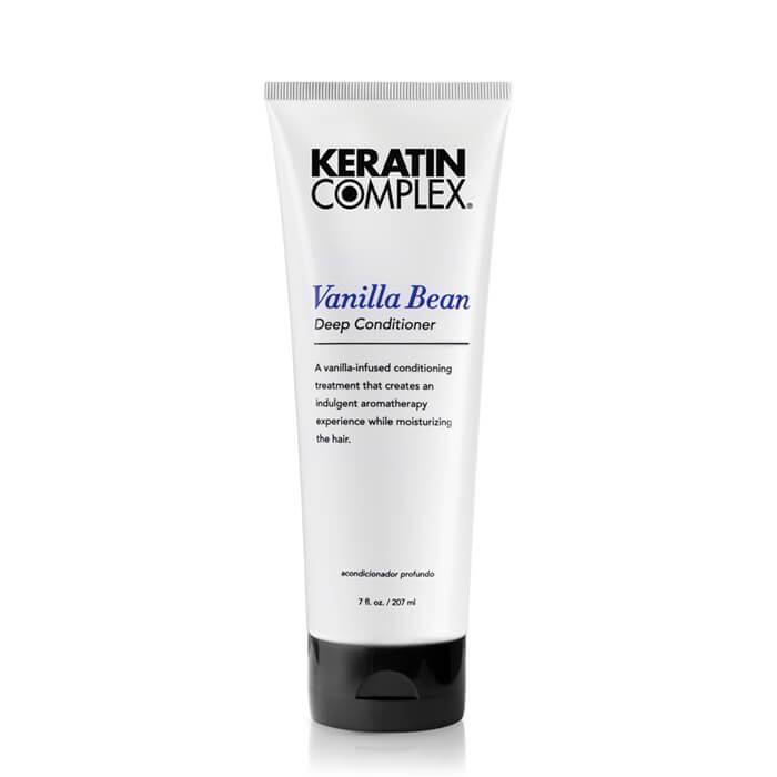 Keratin Complex Vanilla Bean Deep Conditioner 207ml