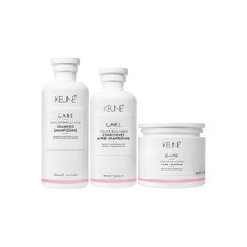 Keune Care Color Brillianz Trio - Available at Catwalk Hair & Beauty Store Australia