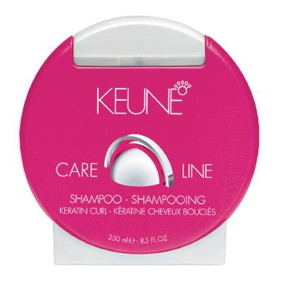 Keune Care Line Keratin Curl Shampoo 250ml