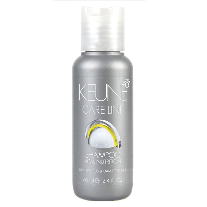 Keune Care Line Vital Nutrition Shampoo 70ml